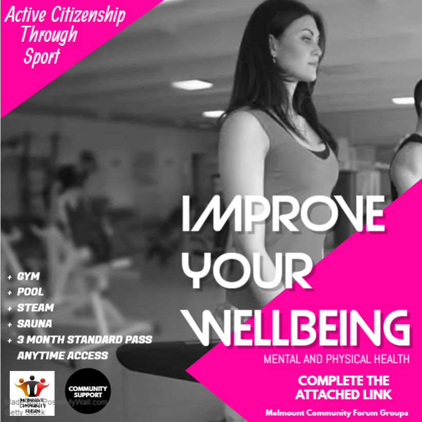 Improve your wellbeing